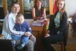 Встречи в мерии Вышгорода 123
