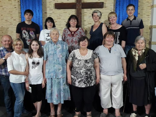 Краматрск, семинар Мир Дому Вашему