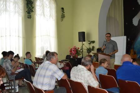 Виктор Матвеев, семинар, обучение