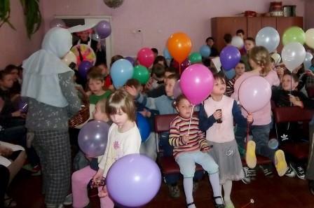 Театр миссии, Интернат Днепропетровск