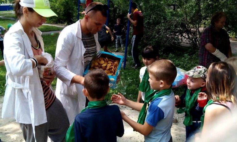 дети кризисных семей, миссия мир дому вашему Виктор Матвеев
